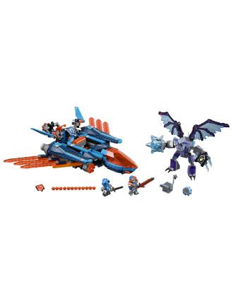 Nexo Knights Clay'S Falcon Fighter Blaster