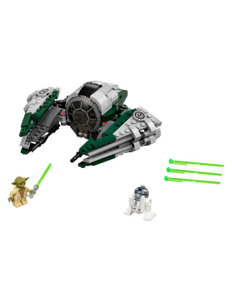 Star Wars Yoda'S Jedi Starfighter