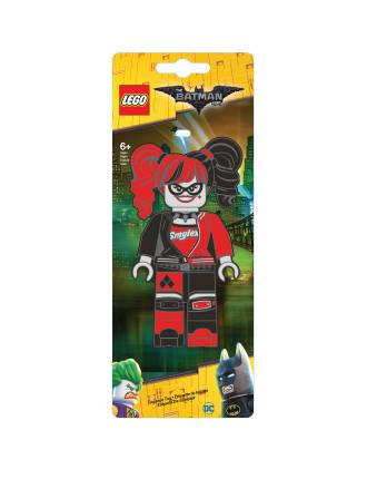 Batman Movie Harley Quinn Lugguage Tag