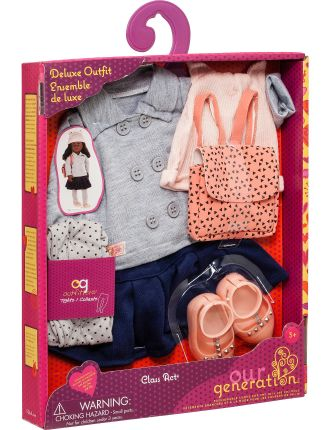 Deluxe Going To School Outfit