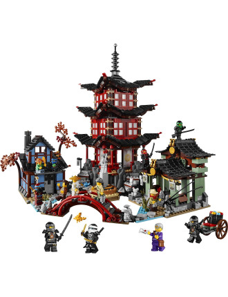 Ninjago Temple Of Airjitzu