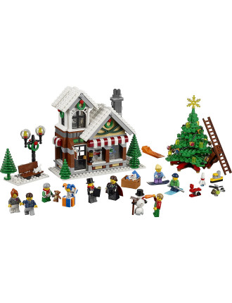 Creator Expert Winter Toy Shop
