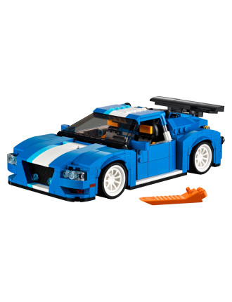Creator Turbo Track Racer