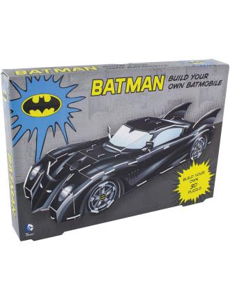 Build Your Own Batmobile
