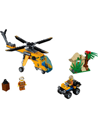City Jungle Cargo Helicopter