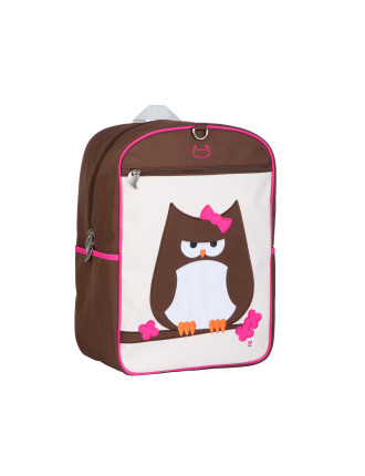 Papar Owl Big Kid Backpack