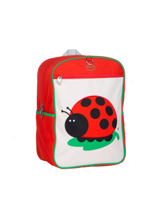 Juju Ladybug Big Kid Backpack