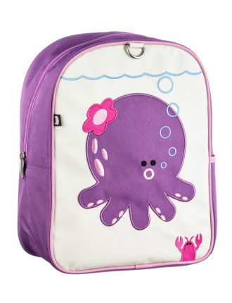 Penelope Octopus Little Kid Backpack
