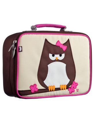 Papar Owl Lunch Box