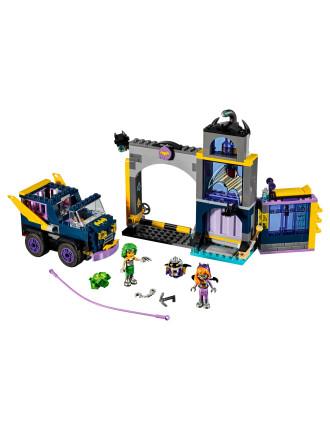 Lego Dc Super Hero Batgirl Secret Bunker