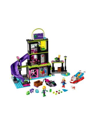 Lego Dc Super Hero Lena Luthor Kryptomite Factory