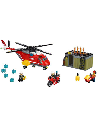 Lego City Fire Response Unit