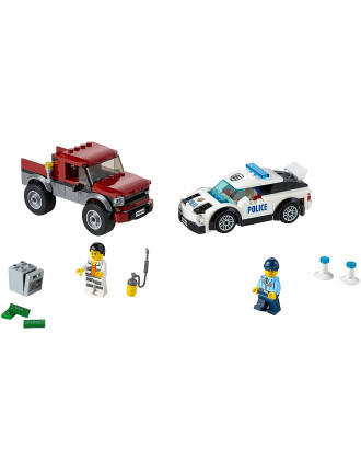 Lego City Police Pursuit