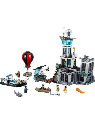 Lego City Prison Island