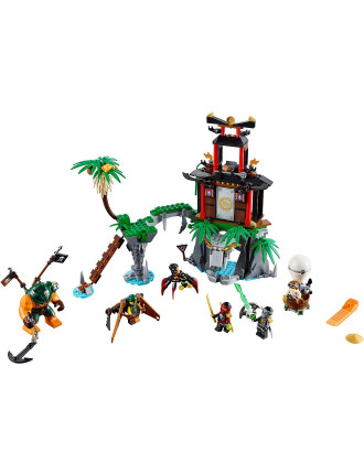 Ninjago Tiger Widow Island