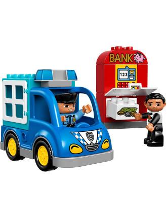 Duplo Police Patrol