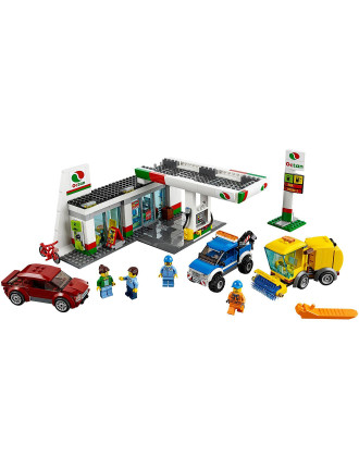 City Service Station