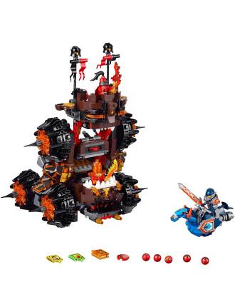 Nexo Knights General Magmar'S Siege Machine Of Doom