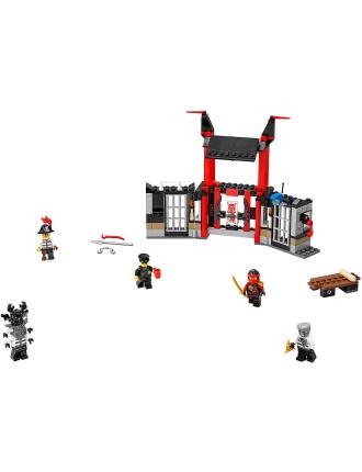 Ninjago (Playtheme) Kryptarium Prison Breakout