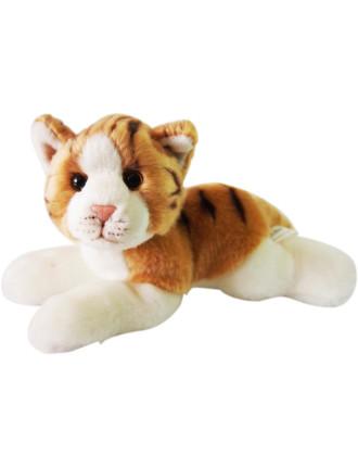 Cuddly Critters Tilda Orange Tabby