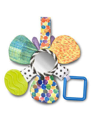The World Of Eric Carle Vhc Caterpillar Mirror Teether