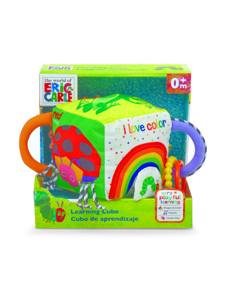 The World Of Eric Carle Discovery Cube (Open Display Box)