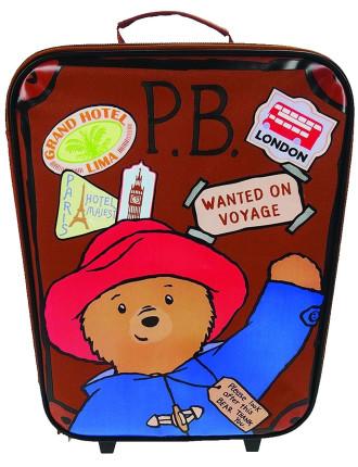 Paddington Bear Wheelie Bag