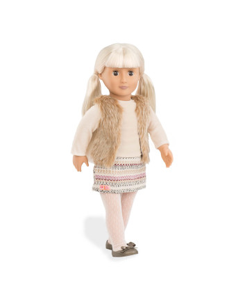 Aria 18' Non Poseable Doll