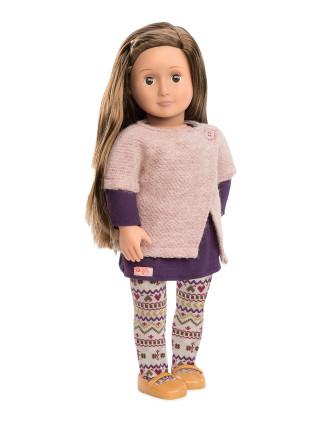 Karmyn 18' Non Poseable Doll