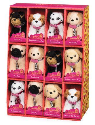 Mini Plush Pup Assorted