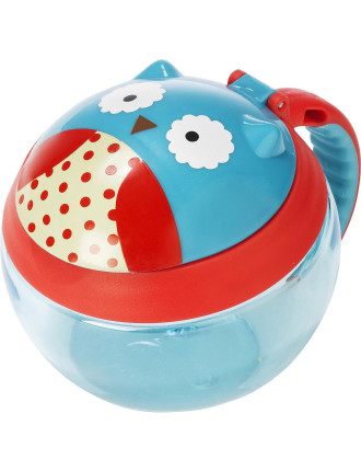 Zoo Owl Snack Cup