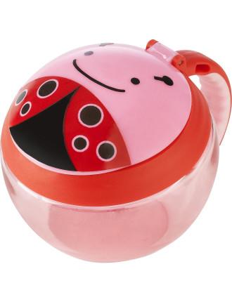 Zoo Ladybug Snack Cup