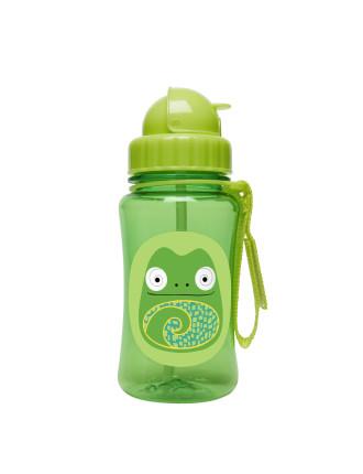 Chameleon Zoo Straw Bottle