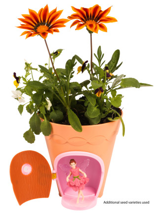 My Fairy Garden Small Fairy Flowerpot