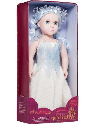 Limited Ed. Ice Princesse Doll