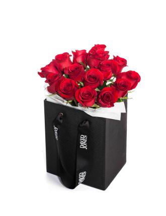 15 Premium Red Roses