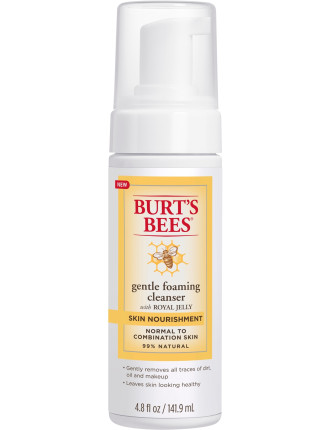 Skin Nourishment Gentle Foaming Cleanser