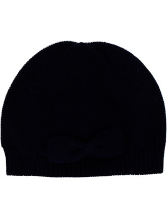 Eloise Beanie with Bow (XXS-XS)